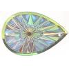 Celestial Sew-on Stone 10pcs Drop 20x30mm Crystal Aurora Borealis